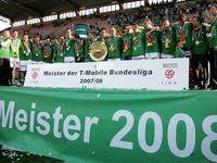 Rapid ist MEISTER 2008
