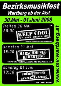 Bezirksmusikfest 2008@Veranstaltungszentrum Wartberg/Aist