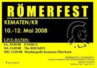 Römerfest@Sportanlage Kematen/Krems