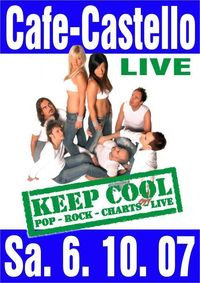 Keep Cool Live@Cafe Castello