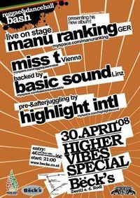 higher vibes@Becks Bar