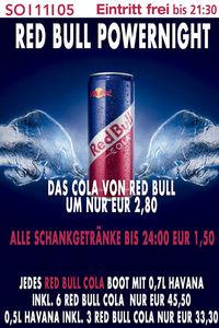 Red Bull Powernight@Excalibur