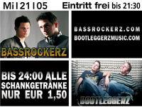Bassrockerz vs. Bootleggerz@Excalibur