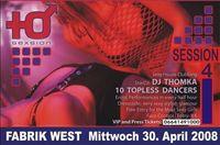 Sexsion session4@Fabrik West