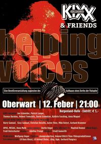 Helping Voices@Burgenland-Halle