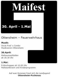 Line-Up / Marie Openair Ottensheim