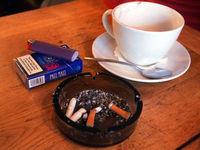 Gruppenavatar von Kaffee und Zigarette können auch ein Frühstück sein