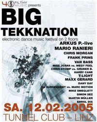 Big Tekknation@Club Tunnel