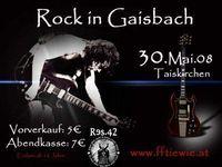 Rock in Gaisbach@Zeughaus Kleingaisbach