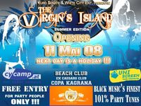The Virgins Island Opening@BeachClub Copa Kagrana