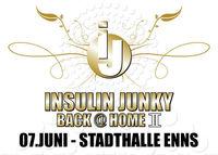 Insulin Junky back@home II@Stadthalle