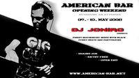 American-Bar Opening Weekend@American Bar