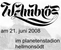 Gruppenavatar von W.Ambros Open Air am 21.Juni.2008 in Hellmonsödt