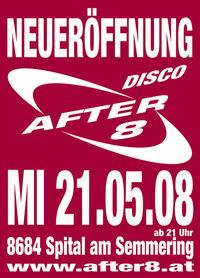 Eröffnung After8@After8