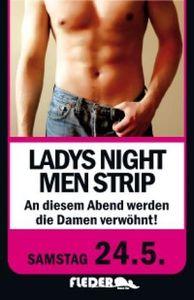 Ladys Night - Men Strip