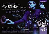 SZENE1 FASHION NIGHT@Disco Bel