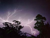 Gruppenavatar von Ich Liebe es im Sommer auf der Terasse zu sitzen und einem Gewitter zuzusehen!