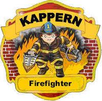 FireFighter-Kappern