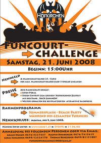 Funcourt Challenge@Sportplatz