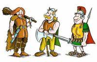 Gruppenavatar von Die Travianer