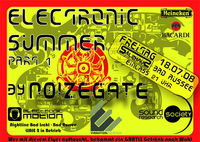 Electronic Summer part one @Salzhaus