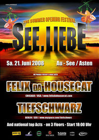 See.Liebe - summer opening festival@Au-See