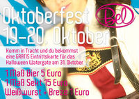 Oktoberfest@Disco Bel