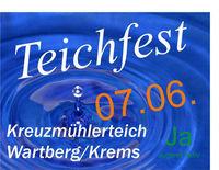 Teichfest@Kreuzmühlerteich