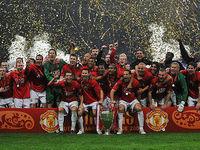 Gruppenavatar von Manchester United Champions League Sieger 2008 GLORY GLORY MAN UNITED
