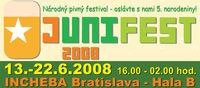 Junifest 2008@Incheba Expo Bratislava