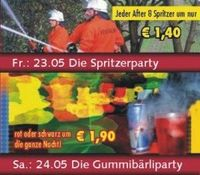 Gummibärliparty@After8