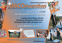 MACOnvention @Kürnberghalle