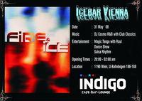 Fire & Ice@IceBar Vienna