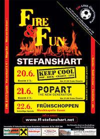 Fire&Fun Event@Wasserwehrhaus Stefanshart