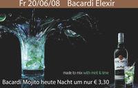Bacardi Elexir