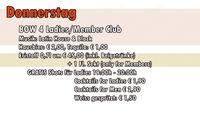 Ladies/Member Club