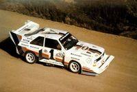 Gruppenavatar von Walter Röhrl fuhr mit über 600 PS Pikes Peak hoch und da behaupten die BMW'ler sie hätten die Freude am Fahren erfunden.