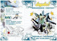 Internatonal Breakdance Event!