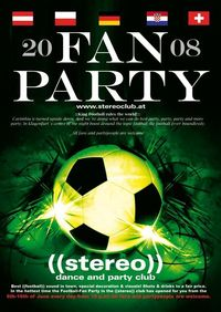 Fanparty@((stereo)) Club