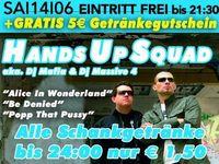 Hands Up Squad@Excalibur
