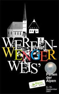 Werfenwenger Perlenfest 2007@Berg