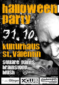 Halloweenparty 2007@Kulturhaus St.Valentin