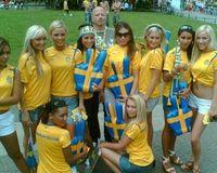 Mädchen seid nicht so arrogant, in Schweden wärt ihr nur Durchschnitt