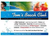 Italy Night@Tom´s Beach Club