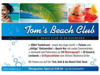 SAX on the beach@Tom´s Beach Club