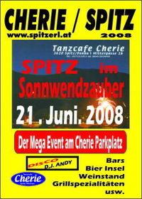 Sonnwendzauber am Cherie Parkplatz@Tanzcafe Cherie Spitz