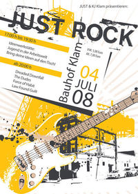 Just-Rock@Bauhof Klam