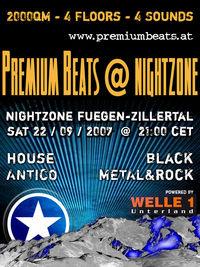 Premiumbeats @ Nightzone, Fügen@Nightzone