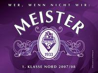 !! Austria Salzburg MEISTER 1. Klasse Nord 2007/08 !!