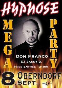 Mega Hypnose Party@Oberndorf